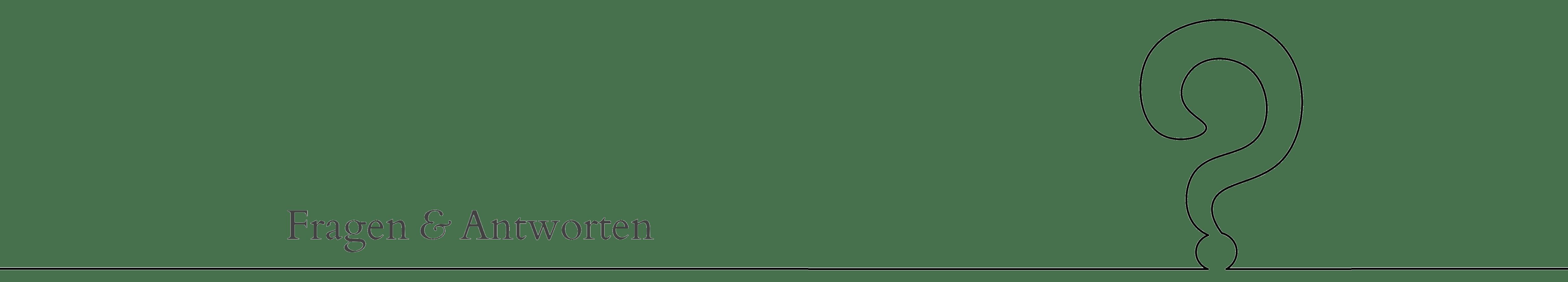 FAQ_Fragezeichen_Text